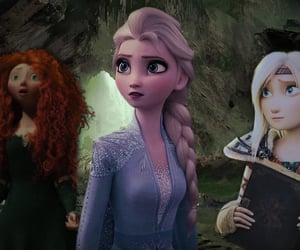 brave, httyd, and astrid hofferson image