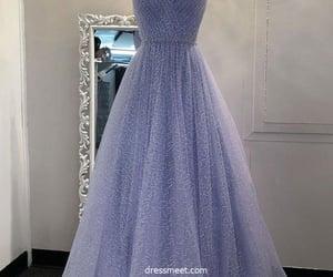 prom dresses, dress, and evening dress image