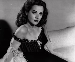 actress and hedy lamarr image