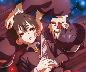 anime, انمي, and هاناكو image