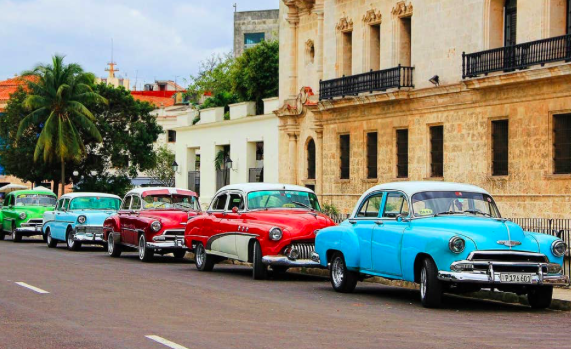 article, cuba, and travels image