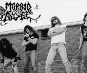 classic, morbid angel, and oldschool death metal image