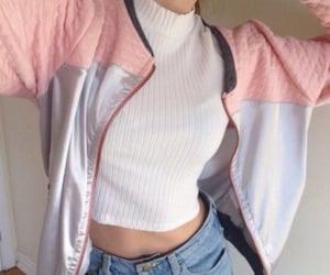 fashion, pink, and tumblr image