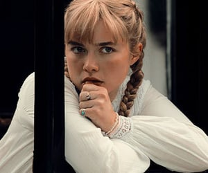 florence pugh, little women, and amy march image