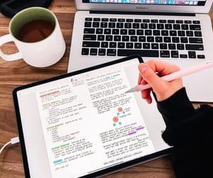 study notes, studyblr, and study motivation image