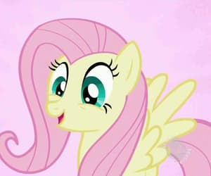 gif, happiness, and fluttershy image