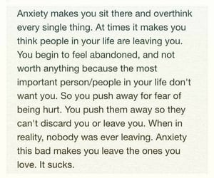 abandonment, anxiety, and emotions image