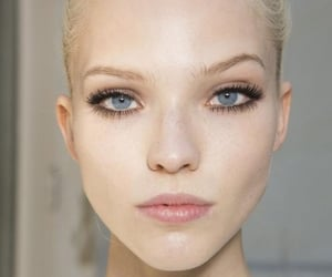 beauty, sasha luss, and fashion image