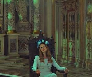 dark, Queen, and lana del rey image