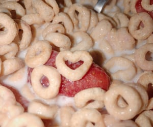 cheerios, strawberries, and rp theme image