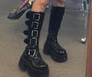 grunge, girl, and aesthetic image