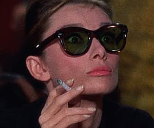 audrey hepburn, classy, and gif image
