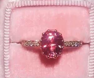 diamonds, gif, and pink image