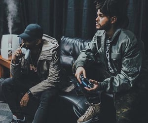abel, starboy, and After Hours image