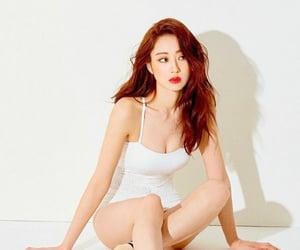 k-pop, nine muses, and kyungri image
