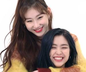 itzy, ryujin, and chaeryeong image