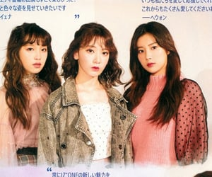 sakura, hyewon, and izone image