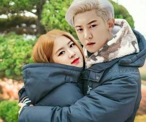 couples, exo, and shipp image