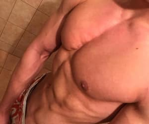 abs, cute boys, and daddy image