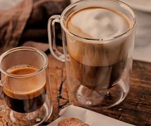 coffee, drinks, and espresso image