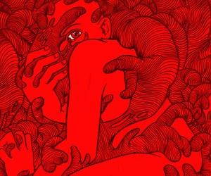 red art image