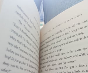 book, reading, and text image