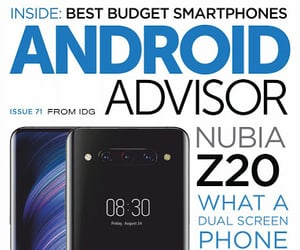 android, smartphone, and nubia z20 image