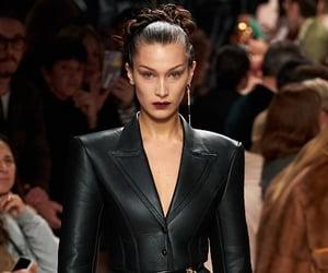 fashion, fendi, and runway image