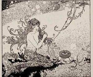 children's books, illustrators, and vintage art image