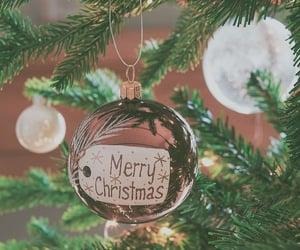 christmas, ornaments, and xmas image