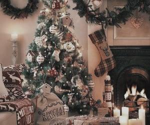christmas, christmas tree, and merry christmas image