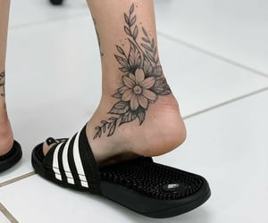 ink, tattos, and inked image
