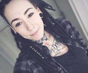 dreadlocks, Tattoos, and dreads image