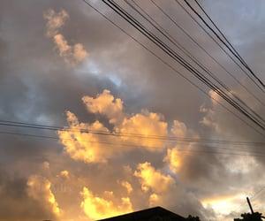 Dream, sunrise, and sunset image