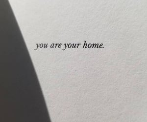 quotes, aesthetic, and home image