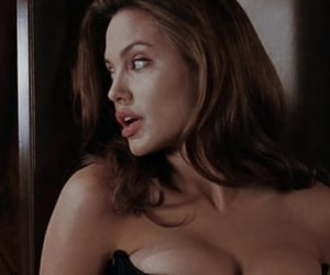 actress, Angelina Jolie, and woman image