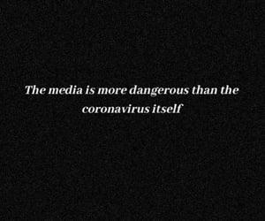 corona, dangerous, and deep image