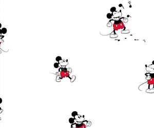 background, disney, and mickey mouse image