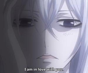 anime, kiss, and love image