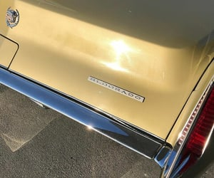 60s, automobiles, and cadillac image