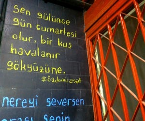graffiti, istanbul, and quotes image