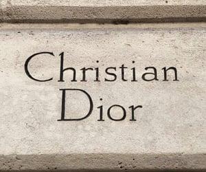 brand, chanel, and Christian Dior image