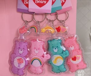 aesthetic, care bears, and pink image