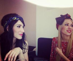 the veronicas, girl, and blonde image