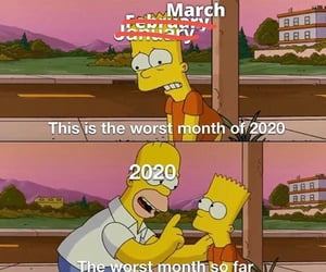 2020, corona, and virus image