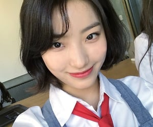 saerom, fromis, and lee saerom image