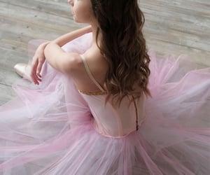 ballerina, dancer, and lovely image