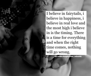 couple, love quotes, and real love image