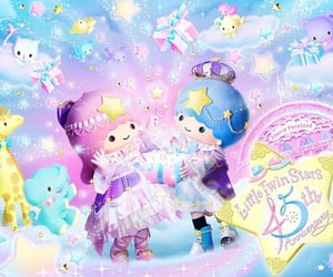 kawaii, puroland, and sanrio image