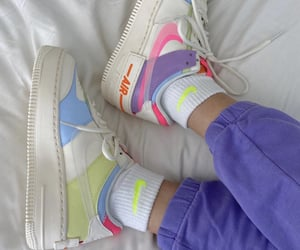kpop, nike, and shoes image